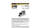 KIRK - Model SD Series Type T - Key Transfer Block - Brochure