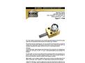 Kirk-Key - Model MD Series Type F - Medium Duty Flat Mounted Interlock - Brochure