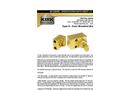 Kirk - Model SD Series Type D - Door Mounted (Detachable) Interlock - Brochure
