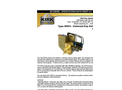 KIRK - Model SD Series Type SKRU - Solenoid Key Release Unit - Brochure