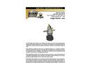 KIRK - Model Eagle Series - Quarter Turn Valve Interlocks - Brochure