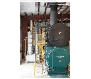 ACS - Model MSW Series - Solid Waste Garbage Incinerator