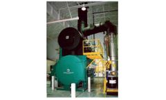 ACS - Model HSW Series - Medical Waste Incinerator