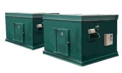 ACS - Model SWO-Series - Batch Load Solid Waste Oxidizers