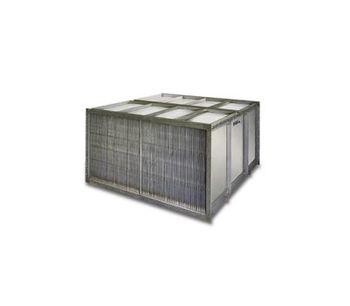 Exothermics DIR - Model 535 - Dimple Stainless Steel Heat Exchanger