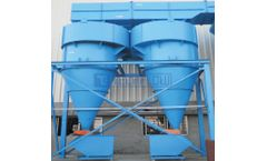 Techflow - Model Cyclone - Dust Collector - Mechanical Dust Collector