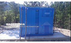 Arsimak - Compact Sewage Treatment Systems