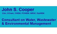 Sewage & Trade Effluent Disposal