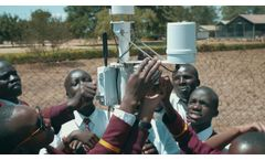 Tahmo Weather Stations for Africa - Every Meter Counts - Video