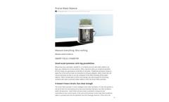 Meter Group - Precise Water Balance Field Lysimeter Brochure