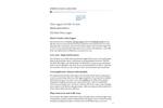 Zentra - Model ZL6 - Basic Data Logger - Datasheet