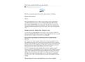 Meter - Model WP4C - Soil Water Potential Lab Instrumentation - Datasheet