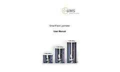 SmartField - Lysimeter - User Manual