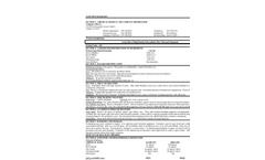 KD-2 Pro - MSDS Arctic Silver Brochure