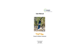 T4 User Manual Brochure