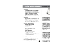 Em50G Specifications Brochure