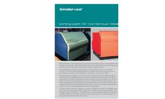 Model NF - Separator Brochure