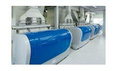 Binder+Co - Model NF - Waset Glass Separator