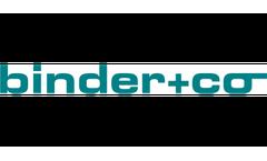 Binder+Co - Roller Crusher