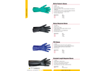 SAS - Deluxe Neoprene Gloves - Brochure