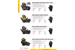 MX Tool and Professional Gloves - Brochure
