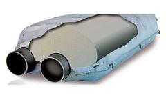 Ceramic Catalytic Converter