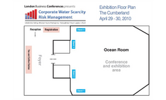 Corporate Water Scarcity Risk Management 2010 - Floor Plan