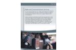 Communications Brochure