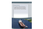 Vessel Services Brochure