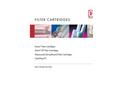 Filter Cartridges Brochure