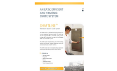 Semi-Automatic Waste & Linen Transfer System- Brochure