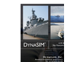 DynaSim - A PC Based Ship Maneuvering Simulator Brochure