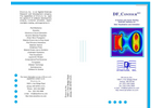 DF_Contour - Scientific Software For Data Visualization And Animation Brochure