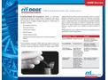 DGGE - Denaturing Gradient Gel Electrophoresis – Brochure