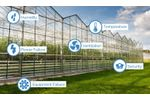 Remote environmental monitoring systems  for greenhouse - Agriculture