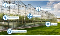 Remote environmental monitoring systems  for greenhouse