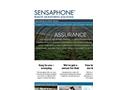 Sensaphone - Model 2800 - Wireless Sensor Monitoring System Brochure
