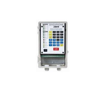 Model 2800  - Wireless Sensor Monitoring System
