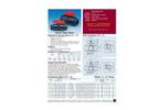 Omni Thermoplastic Ball Valves (3/8 to 3) – Datasheet