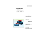 Omni Thermoplastic Ball Valves (3/8 to 3) – Manual