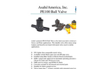 Air-ProTM Compressed Air Piping  System New PE100 Ball Valve – Datasheet