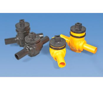 Air-Pro - Model New PE100 - Compressed Air Piping System