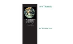 Sludge Recycling System Brochure