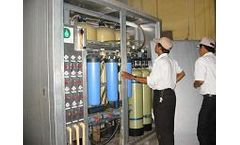 Install, Operate, Maintain Water Treatment Systems