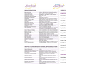 Cecil 2000 3000 UV-VIS Spectrophotometers Brochure