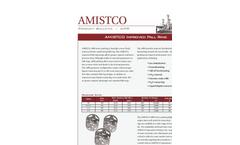 AMACS Pall Ring Packing - Datasheet