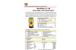 High Quality Combustion Analyzer IM 1000-1/-2- Brochure