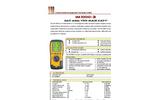 Superior Combustion Analyzer IM 1000-3- Brochure