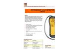 IM - Model IM 1100 F - CO - Tester for Forklift Trucks Brochure