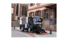 Vacuum Roadsweeping Machine